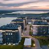 Жизнь в комфортных условиях: в Петербурге растет стоимость апартаментов