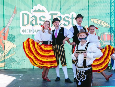 Фестиваль немецких традиций Das Fest приглашает на ВДНХ — фото 2