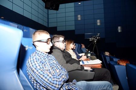 Презентация формата IMAX® в суперкинотеатре СИНЕМА ПАРК в ТРЦ «Макси» — фото 1