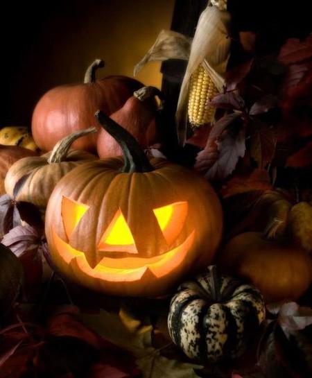 Современный символ Хэллоуина в лицах скульптур Рэя Виллафэйна — фото 1