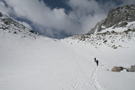 Восхождение на Мунку Сардык — фото 1