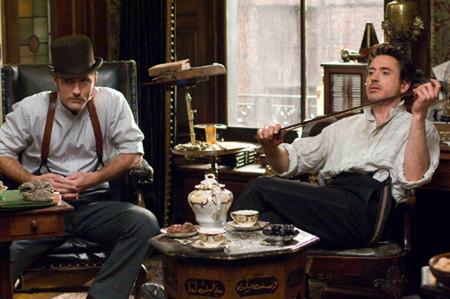 Шерлок Холмс — фото 1