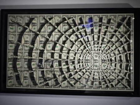 Лазерное искусство Скотта Кэмпбелла или резьба по доллару. — фото 2