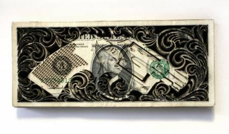 Лазерное искусство Скотта Кэмпбелла или резьба по доллару. — фото 5