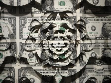 Лазерное искусство Скотта Кэмпбелла или резьба по доллару. — фото 10