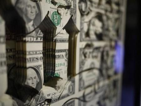 Лазерное искусство Скотта Кэмпбелла или резьба по доллару. — фото 9