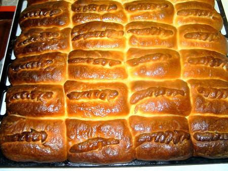 Аппетитные пирожочки и булочки — фото 7