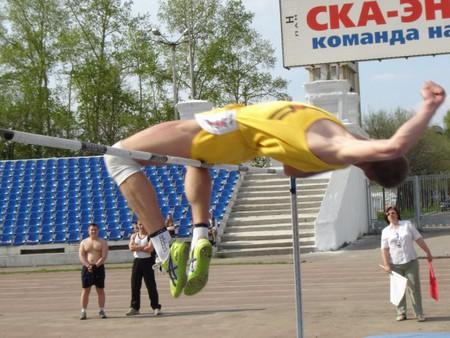 Лёгкая атлетика — фото 1