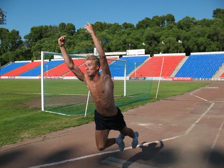 Лёгкая атлетика — фото 2