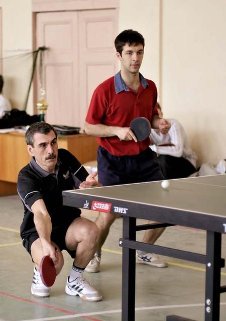Настольный тенис - первые шаги. (часть первая) — фото 2