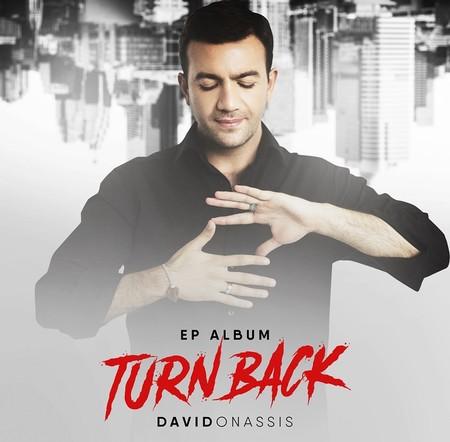 Давид Онассис презентовал дебютныймини-альбом Turn back — фото 1