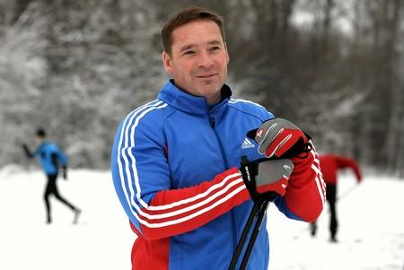 Александру Легкову посвящена первая лыжня в Подмосковье — фото 1