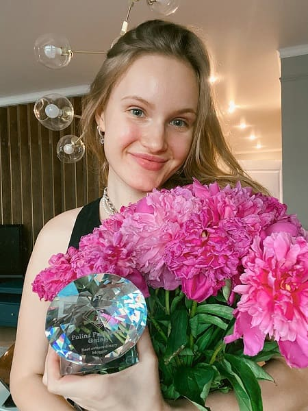 Полина Пушкарёва получила престижную награду от телеканала Fashion TV — фото 1