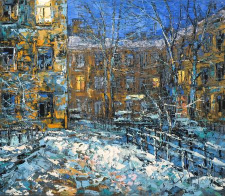 В Галерее Кустановича пройдет традиционная Рождественская выставка — фото 1
