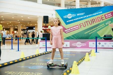 Первый фестиваль электротранспорта FUTURIDE в Москве — фото 2