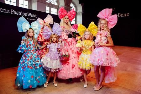 Дизайнер одежды Таня Тузова поразила ценителей моды новой коллекцией — фото 1