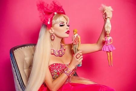 Раритетные куклы Барби в новой линии украшений Тани Тузовой — фото 1