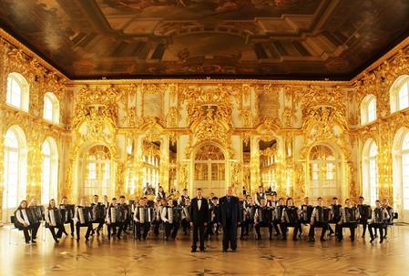 25 августа в Московском Доме Национальностей состоится концерт Оркестра баянистов им. П.И. Смирнова — фото 1