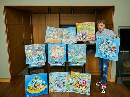 «Неделя детской книги» подарит возможность пообщаться с писателем Олегом Роем и другими популярными авторами. — фото 1