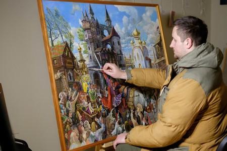 О, Генри! Жизнь герцога Латвийского иллюстрировали в Петербурге — фото 3