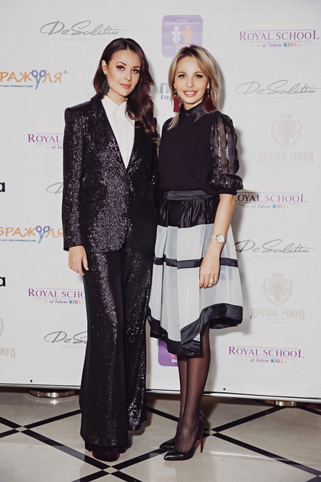 Оксана Фёдорова и Елена Шерипова организовали Всероссийское fashion-show — фото 1