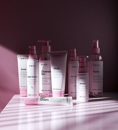 Косметический бренд EMVY представил уникальную систему комплексного ухода за кожей лица — фото 1