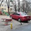 Авто против детсада в Краснодаре
