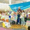 Первый фестиваль электротранспорта FUTURIDE в Москве
