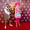 Русской Барби Таня Тузовой вышла на красную дорожку в образе заводной куклы