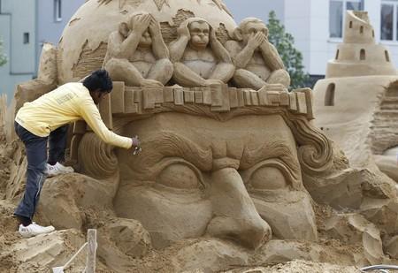 Голова в песке