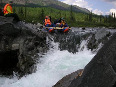 На катамаранах по реке Тыя с выходом в озеро Байкал — фото 3