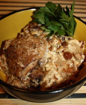 Курица в горшочке. — фото 8