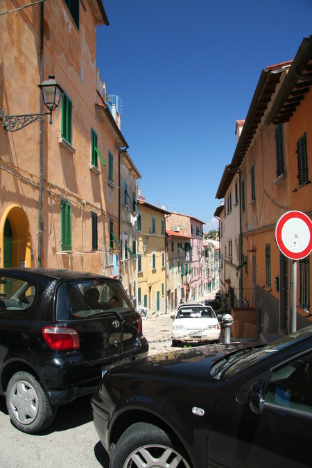 Парковка по-итальянски