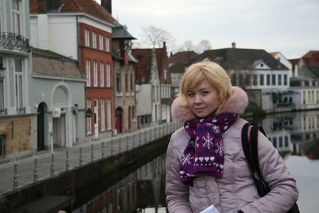 Пятнично-романтичное или Как необходимо иногда залечь...на дно...в Брюгге... — фото 35