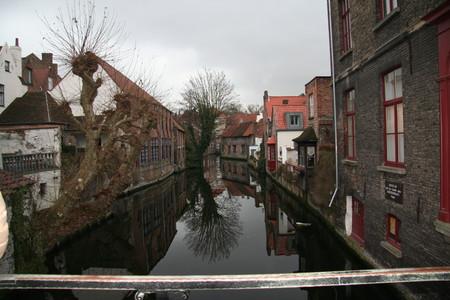 Пятнично-романтичное или Как необходимо иногда залечь...на дно...в Брюгге... — фото 1