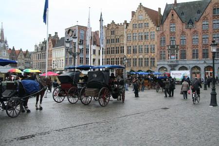 Пятнично-романтичное или Как необходимо иногда залечь...на дно...в Брюгге... — фото 3