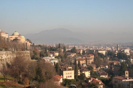 Вид с высоты Старого Города