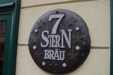 Пятнично-пивное или 7 Stern, Wien. Просто 7 звёзд — фото 1