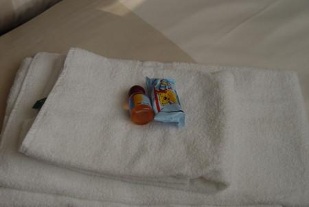 Детям дополнительно мыло и шампунь