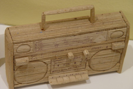 Пятнично-выставочное –4 или  «Бамбук, жестяная банка, калабаш» — фото 10