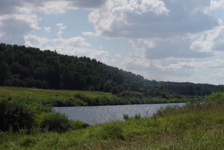 Чистейшая река Угра
