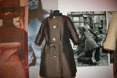 Плащ, коллекция весна-лето 1961г, Cristian Dior