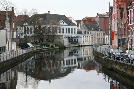 Пятнично-романтичное или Как необходимо иногда залечь...на дно...в Брюгге... — фото 2