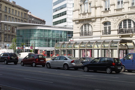 Станция метро в 1 мин. пешком