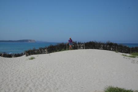 Заповедная зона — песчаные дюны