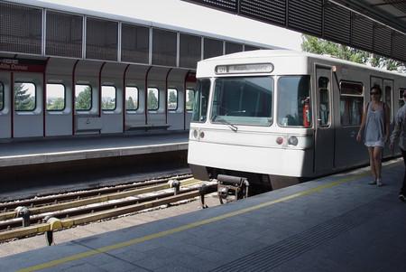 станция Alte Donau