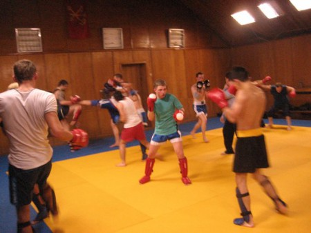 Тайский бокс или Муай-Тай — фото 2