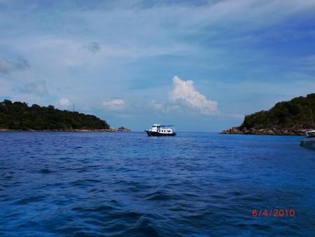 Симиланские острова. Тайланд — фото 6