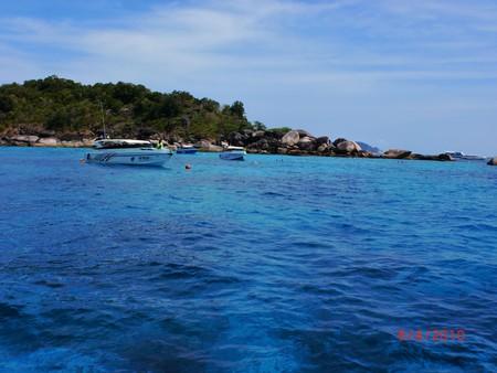 Симиланские острова. Тайланд — фото 3