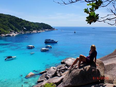 Симиланские острова. Тайланд — фото 1